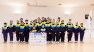 Dança desportiva              época 2019